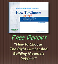 Free Contractor Report
